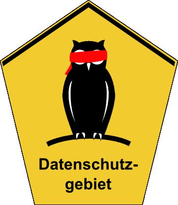 Datenschutzgebiet