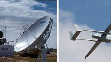 "EU-Forschungsprojekt ""Demonstration of Satellites enabling the Insertion of RPAS in Europe"" (DeSIRE)"