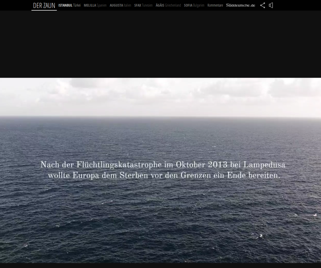 Der Zaun - Eine Reise entlang der Grenzen Europas 2014-12-08 11-23-03