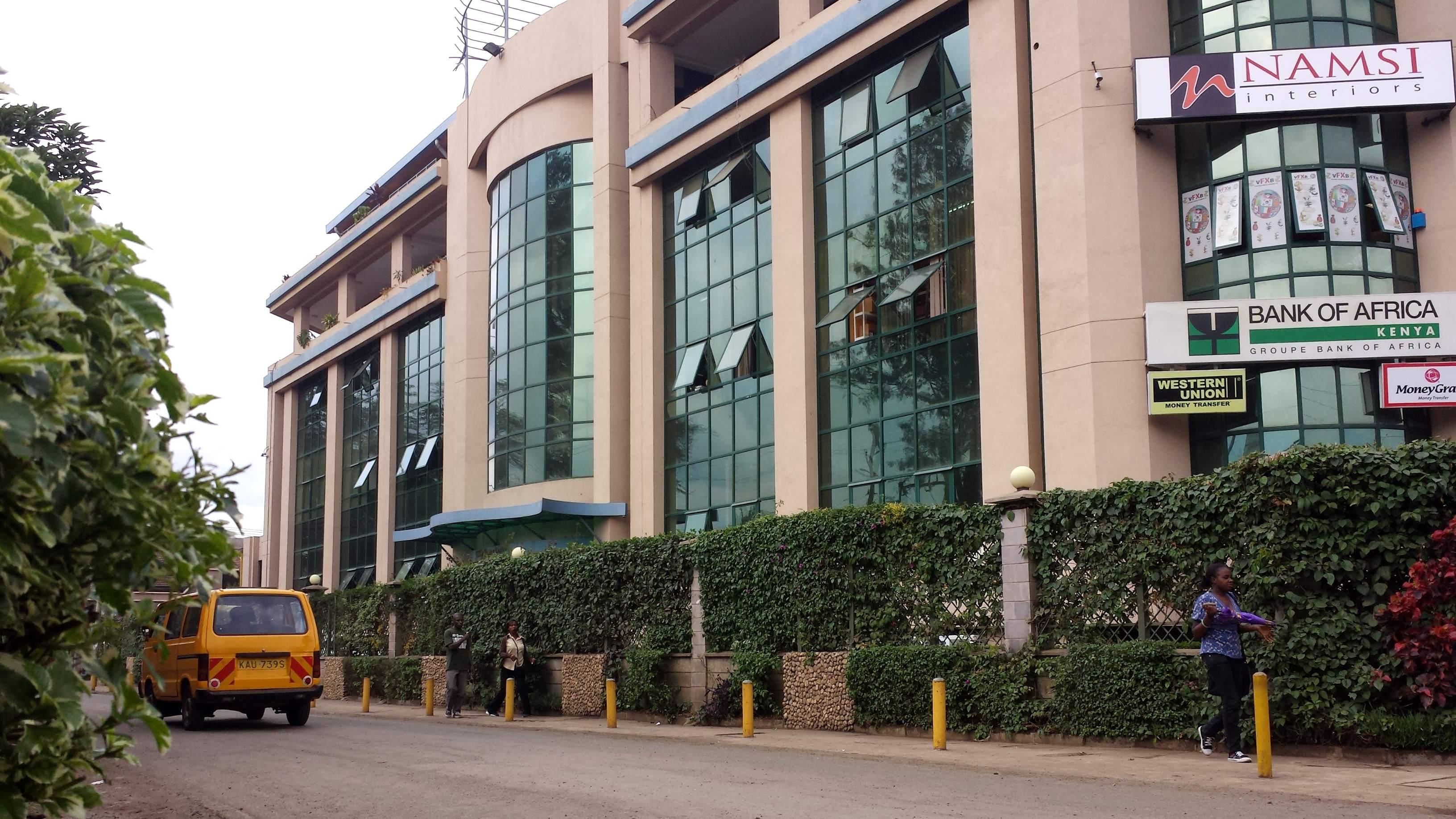 Der iHub in Nairobi - Foto Moritz Metz