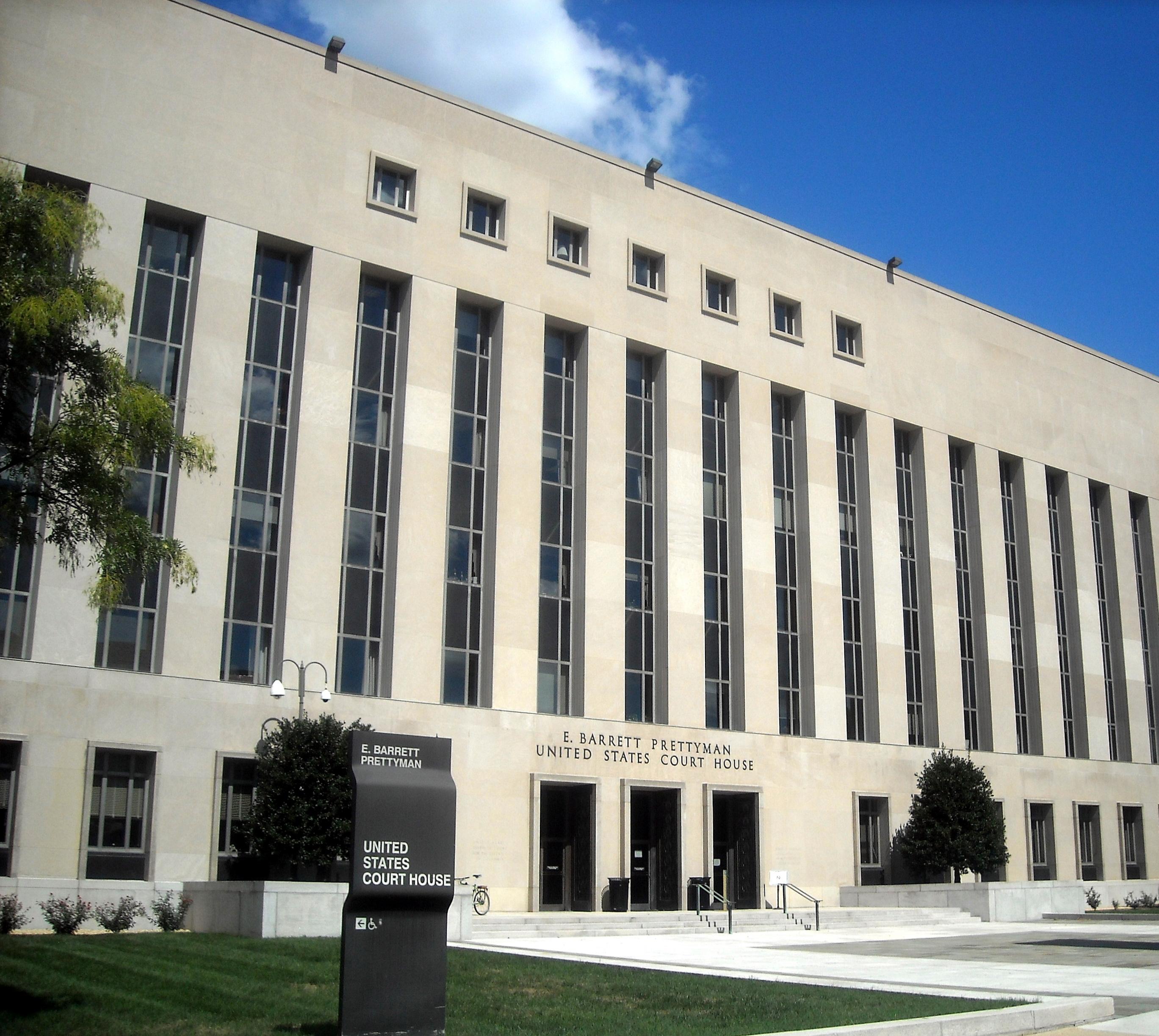 Der Sitz des FISA Courts in Washington DC. Bild: AgnosticPreachersKid. Lizenz: Creative Commons BY-SA 3.0.
