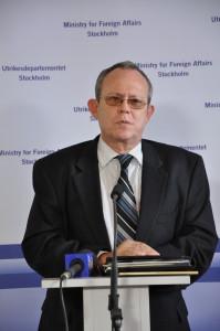 Der UN-Sonderberichterstatter Frank La Rue. Bild: Janwikifoto. Lizenz: Creative Commons BY-SA 3.0.