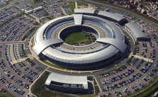 Die neue GCHQ-Zentrale in Cheltenham, Gloucestershire. CC BY-SA 2.0, via flickr/UK Ministry of Defence