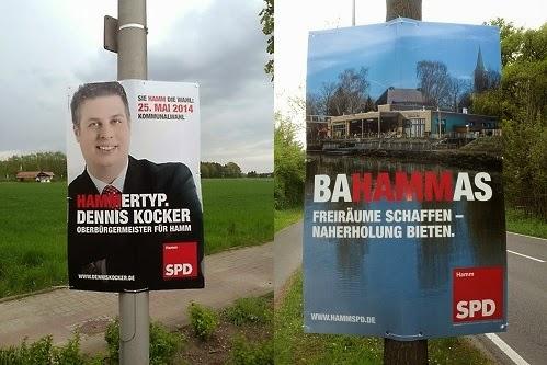 HAMMer Plakate Dennis Kocker