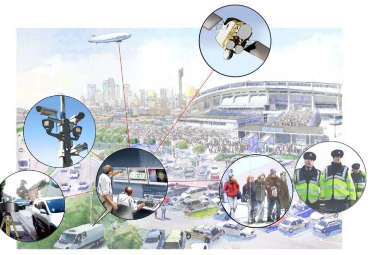 CBRN-Sensoren werden für Einsätze bei polizeilichen Großlagen optimiert.
