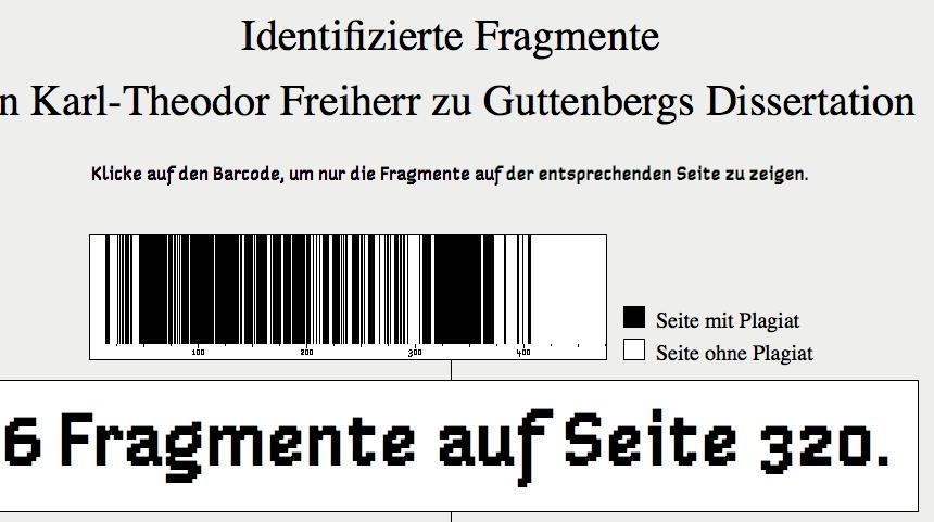 guttenberg dissertation titel