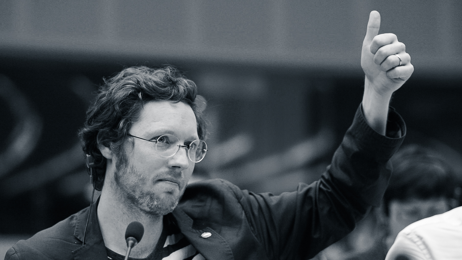 Jan Philipp Albrecht (Foto: Indi-Film/Dieter Stürmer)