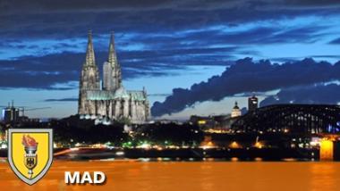 Der MAD mit Sitz in Köln. (Bild: Streitkräftebasis)