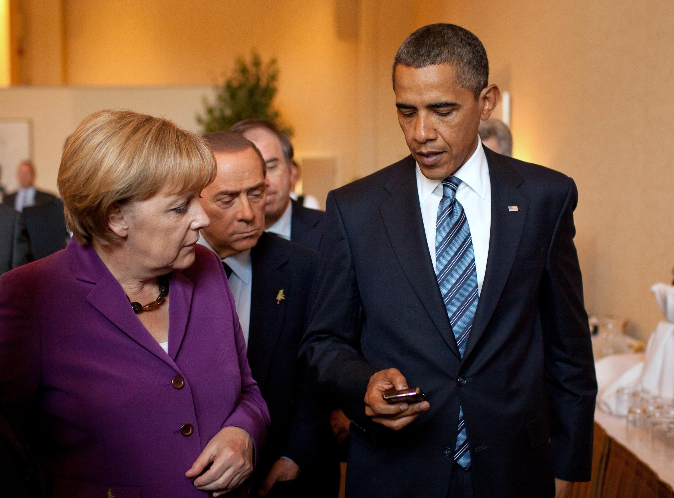 Schließen kein No-Spy-Abkommen ab: Merkel und Obama.