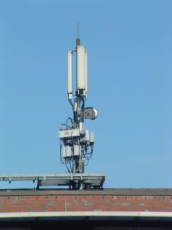 Mobilfunk-Basisstation