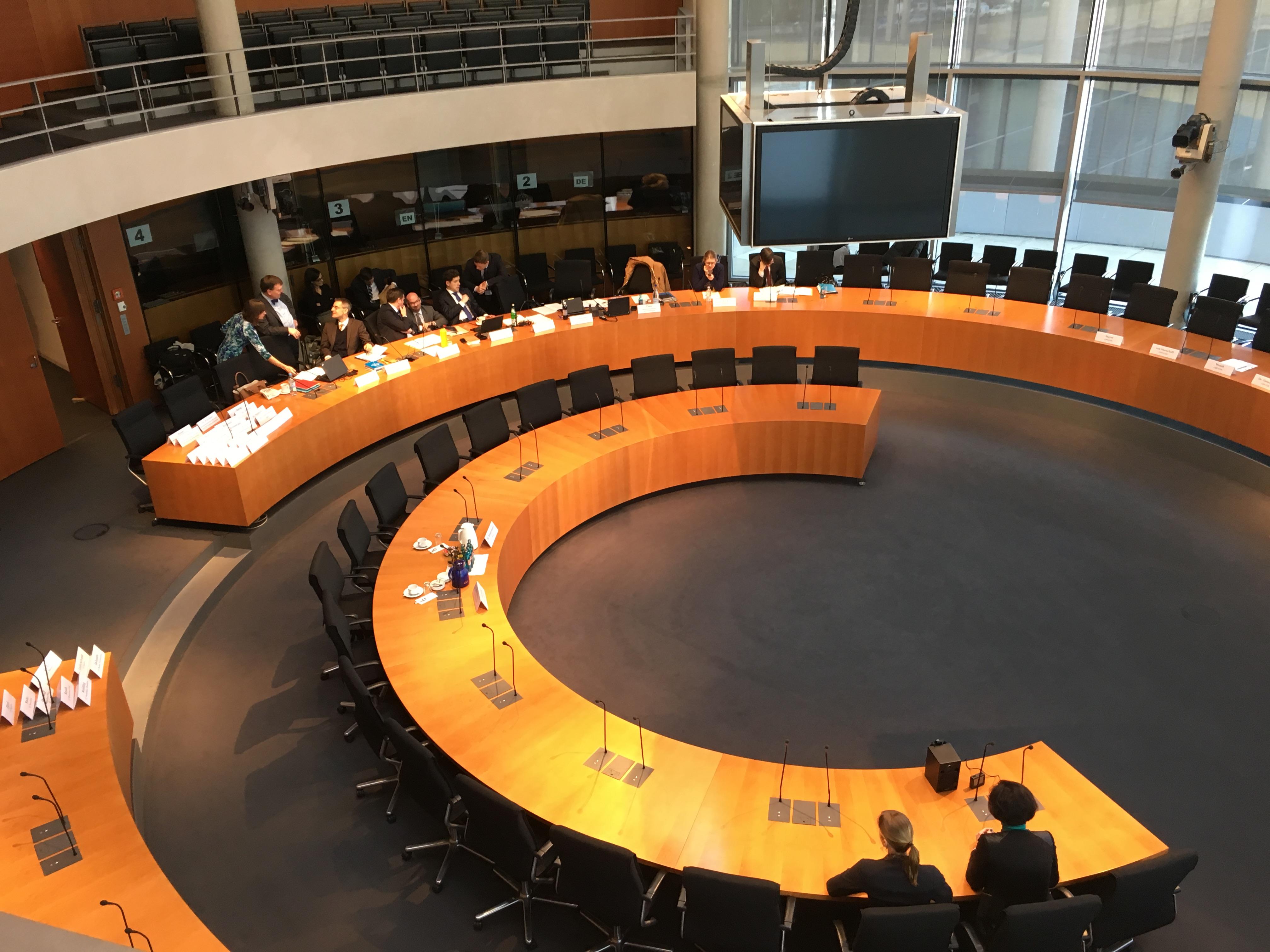Live-Blog aus dem Geheimdienst-Untersuchungsausschuss: Schlechtes ...