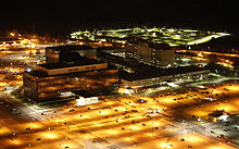 National Security Agency, in Fort Meade, Maryland, 2013