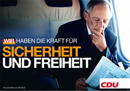 """Was wird aus Schäuble's Erbe? Das """"Stockholmer Programm"""" entsnad unter maßgeblichem Einfluss der damaligen deutschen EU-Ratspräsidentschaft"""