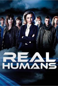 Real Humans poster