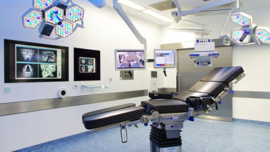 Moderner Operationssaal