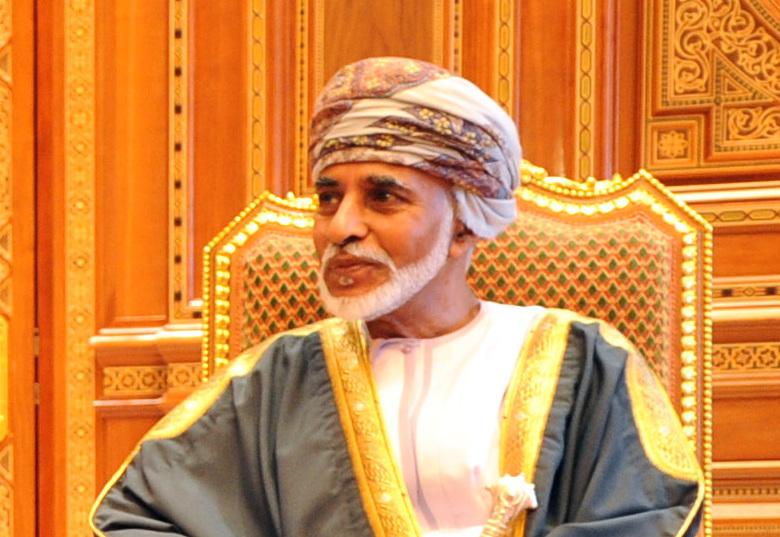 Absolutistischer Herrscher: Sultan von Oman.