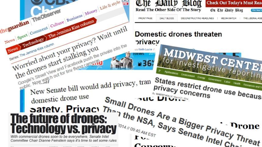 Drohnen und Datenschutz - Die EU will regulieren. (Bild: EU-Kommission)