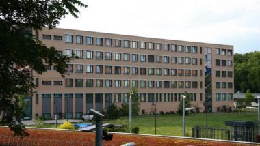 """Das """"Gemeinsame Terrorismusabwehrzentrum"""" in Berlin-Treptow dient als Blaupause für die Pläne Europols."""