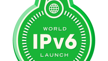 World IPv6 Launch Day Logo
