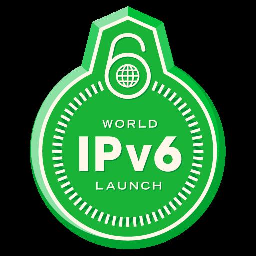World IPv6 Launch Day Logo