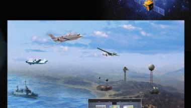 """""""Winning the intelligence battle"""" - Aus der Broschüre eines ebenfalls von der Bundeswehr geprüften fliegenden Spionagesystem aus Israel."""
