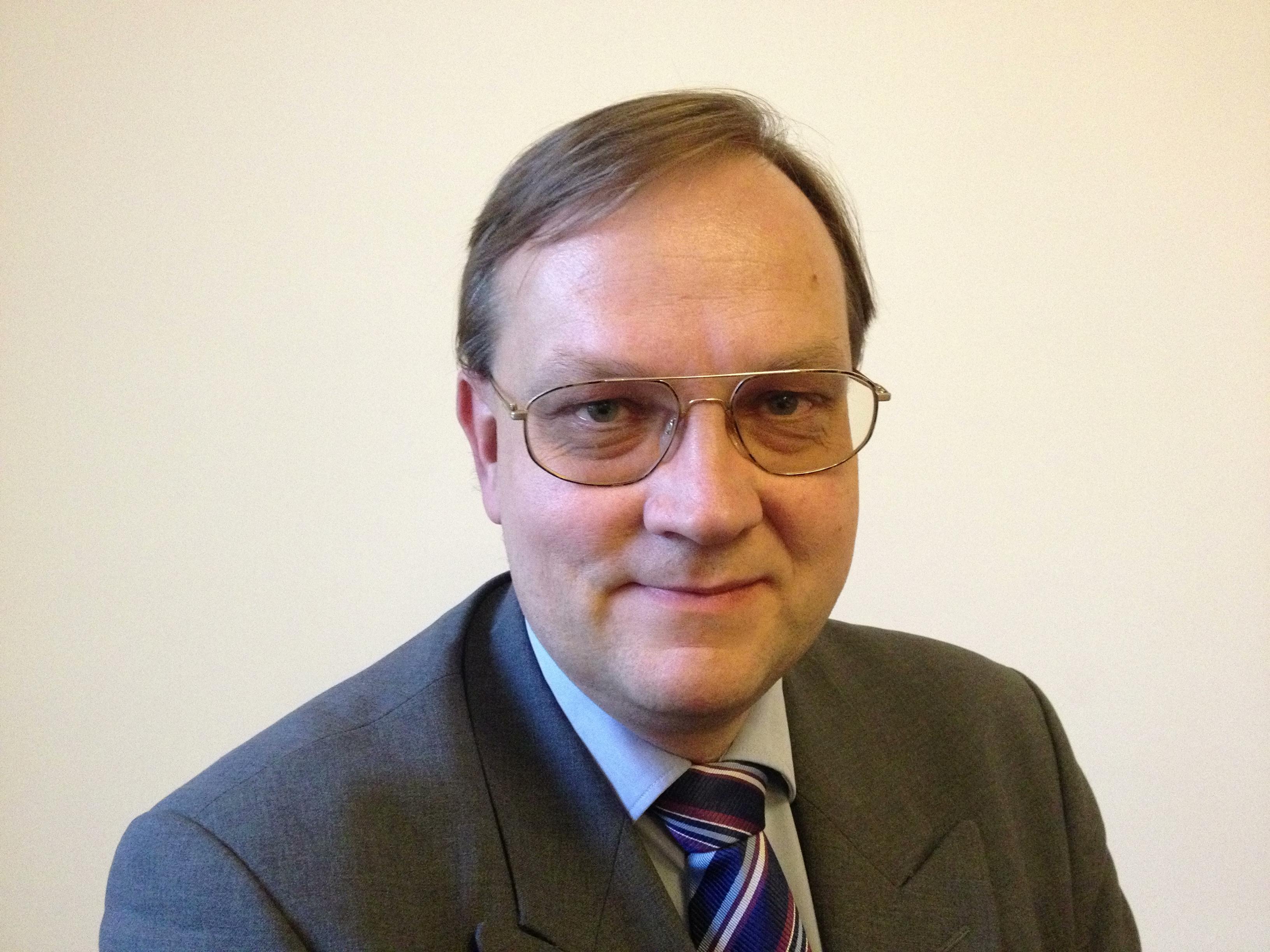 Bernd Palenda, kommissarischer Leitung der Berliner Abteilung für Verfassungsschutz
