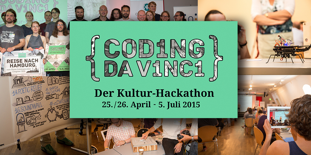 Coding da Vinci 2015