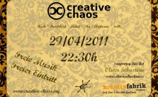creative chaos party 9 ccc mainz wiesbaden creative commons