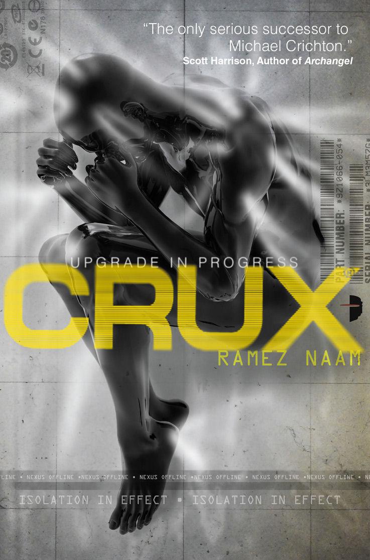 Rezension Crux Von Ramez Naam Und Zero Von Marc Elsberg
