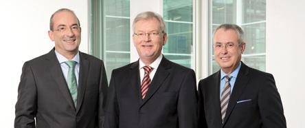 Der Aufsichtsrat der Deutschen Flugsicherung.