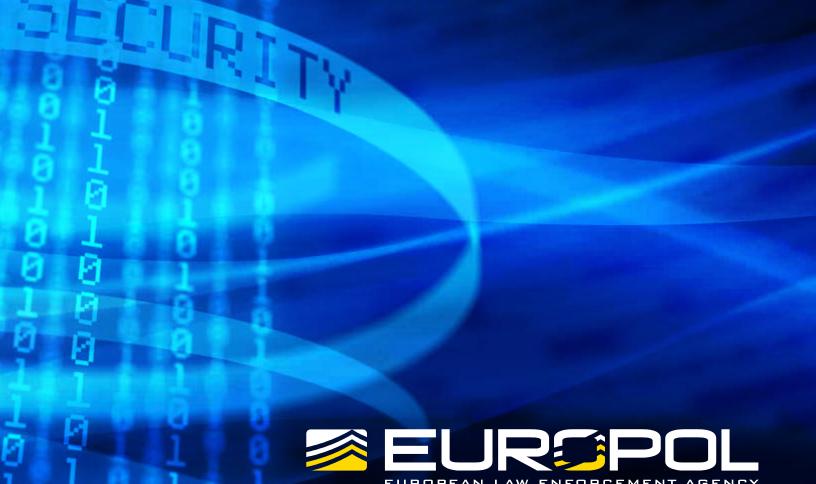 Transparenz nur mit Zustimmung der USA? Cover des Datenschutzberichts der EU-Polizeiagentur Europol von 2013.
