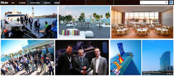 Brüssel kann so schön sein – Lobbyveranstaltung mit Preisvergabe in Barcelona / Quelle: flickr – Pressefotos von IABEurope