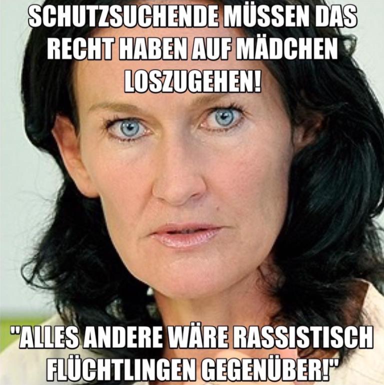 Dieses Zitat ist erfunden (Quelle: Screenshot Grüne Österreich)