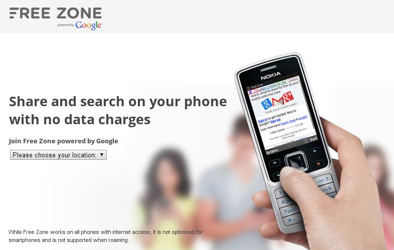 google-free-zone