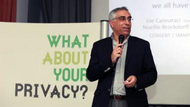 Sonderberichterstatter für Datenschutz Joseph Cannataci