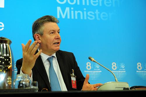 EU-Handelskommissar Karel de Gucht