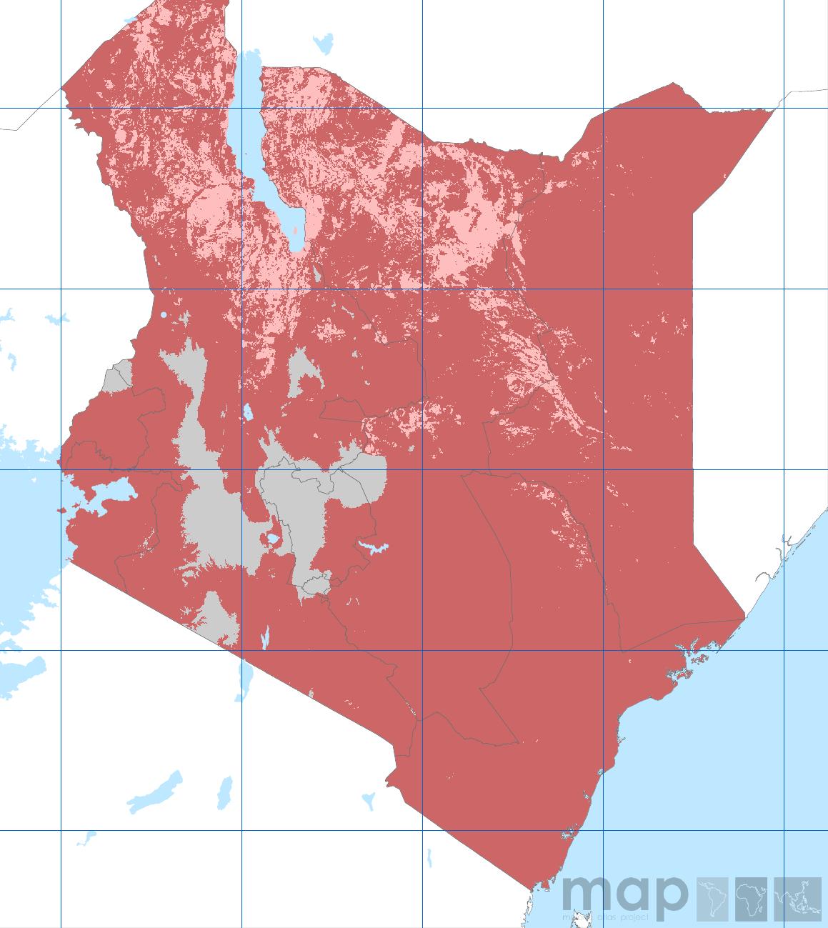 Malaria Kenia Karte.Big Data Vs Datenschutz Forscher Werten Handydaten Von 15