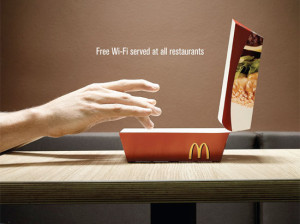 Ist Internet bei McDonalds eine Alternative? Srsly? - via removethelabels.com