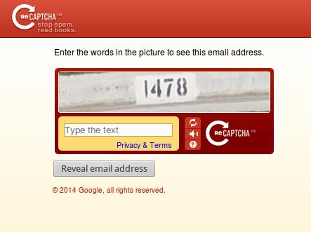 Das neue reCAPTCHA