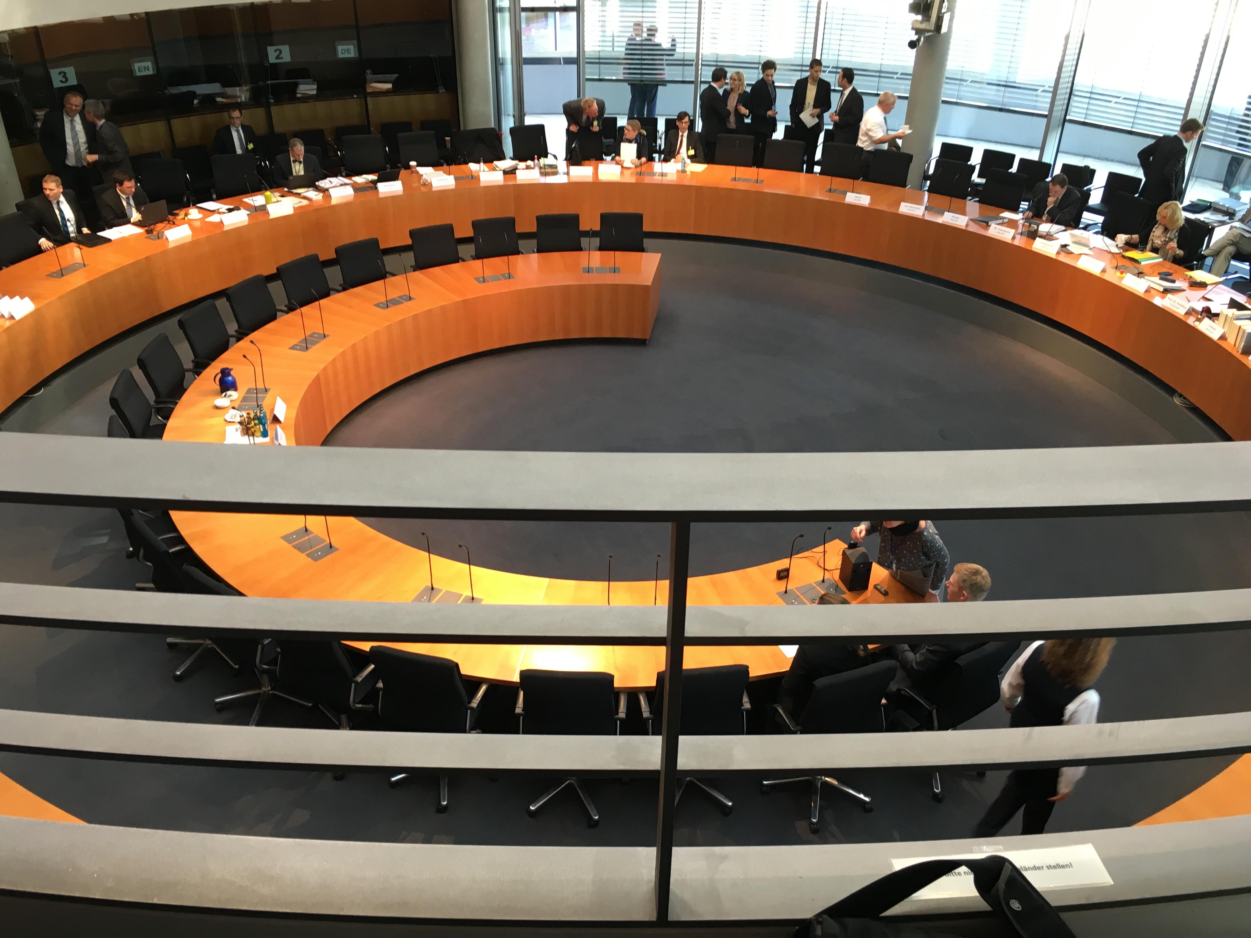 Live-Blog aus dem Geheimdienst-Untersuchungsausschuss: BND ...