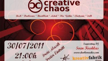 Creative Chaos Party Wiesbaden