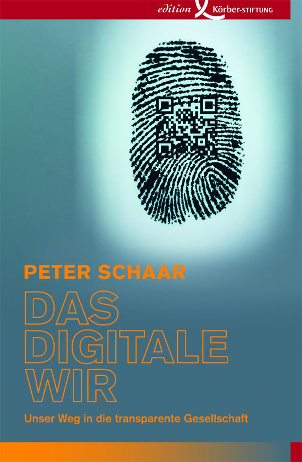 peter schaar - das digitale wir cover