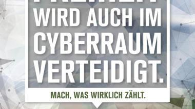 """Motiv der Kampagne """"Digitale Kräfte""""."""