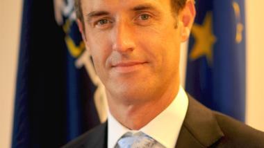 """Sieht in Verschlüsselungstechniken das """"größte Problem"""" bei polizeilichen Ermittlungen: Europol-Direktor Rob Wainwright"""