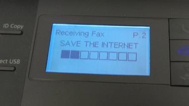 SaveTheInternet.eu Fax