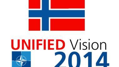 """Die NATO-Übung """"Unified Vision"""" fand in Norwegen statt. Die Riesendrohne """"Global Hawk"""" wurde dabei aus den USA gesteuert."""